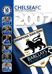 Official Chelsea Football Club Calendar 2007